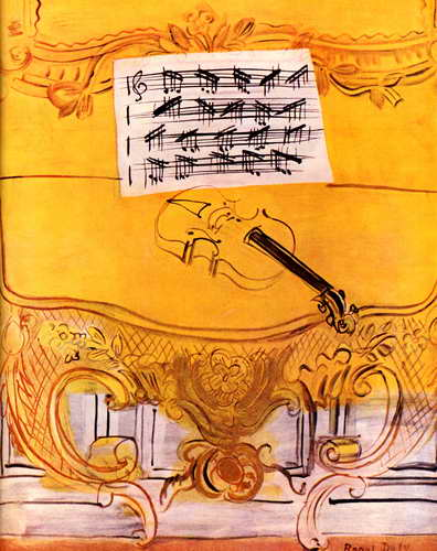 Дюфи Рауль, картина Желтая фисгармония со скрипкойДюфи Рауль<br>Репродукция на холсте или бумаге. Любого нужного вам размера. В раме или без. Подвес в комплекте. Трехслойная надежная упаковка. Доставим в любую точку России. Вам осталось только повесить картину на стену!<br>
