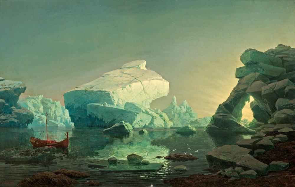 Пейзаж морской Саал Георг, В Северном Ледовитом океанеПейзаж морской<br>Репродукция на холсте или бумаге. Любого нужного вам размера. В раме или без. Подвес в комплекте. Трехслойная надежная упаковка. Доставим в любую точку России. Вам осталось только повесить картину на стену!<br>