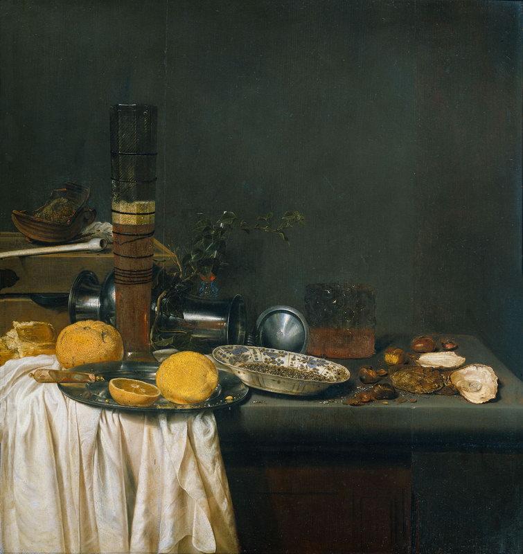Малые голландцы, картина