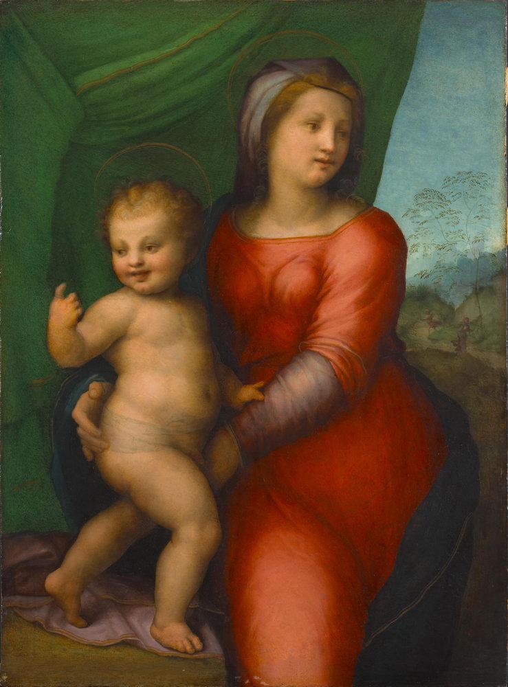 Мадонна с младенцем - живопись, картина Последователь Андреа дель Сарто. Мадонна с младенцемМадонна с младенцем - живопись<br>Репродукция на холсте или бумаге. Любого нужного вам размера. В раме или без. Подвес в комплекте. Трехслойная надежная упаковка. Доставим в любую точку России. Вам осталось только повесить картину на стену!<br>