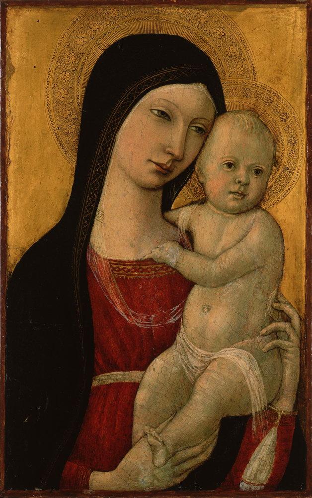 Мадонна с младенцем - живопись, картина Мадонна с младенцем, mm3327Мадонна с младенцем - живопись<br>Репродукция на холсте или бумаге. Любого нужного вам размера. В раме или без. Подвес в комплекте. Трехслойная надежная упаковка. Доставим в любую точку России. Вам осталось только повесить картину на стену!<br>
