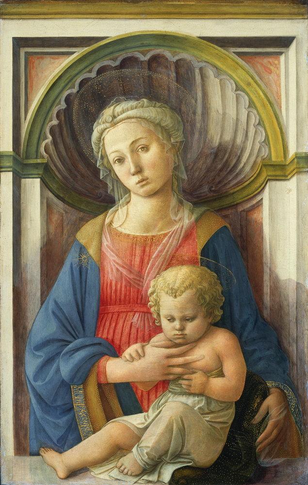 Мадонна с младенцем - живопись, картина Липпи. Мадонна с младенцем (арт. Mm3343)Мадонна с младенцем - живопись<br>Репродукция на холсте или бумаге. Любого нужного вам размера. В раме или без. Подвес в комплекте. Трехслойная надежная упаковка. Доставим в любую точку России. Вам осталось только повесить картину на стену!<br>