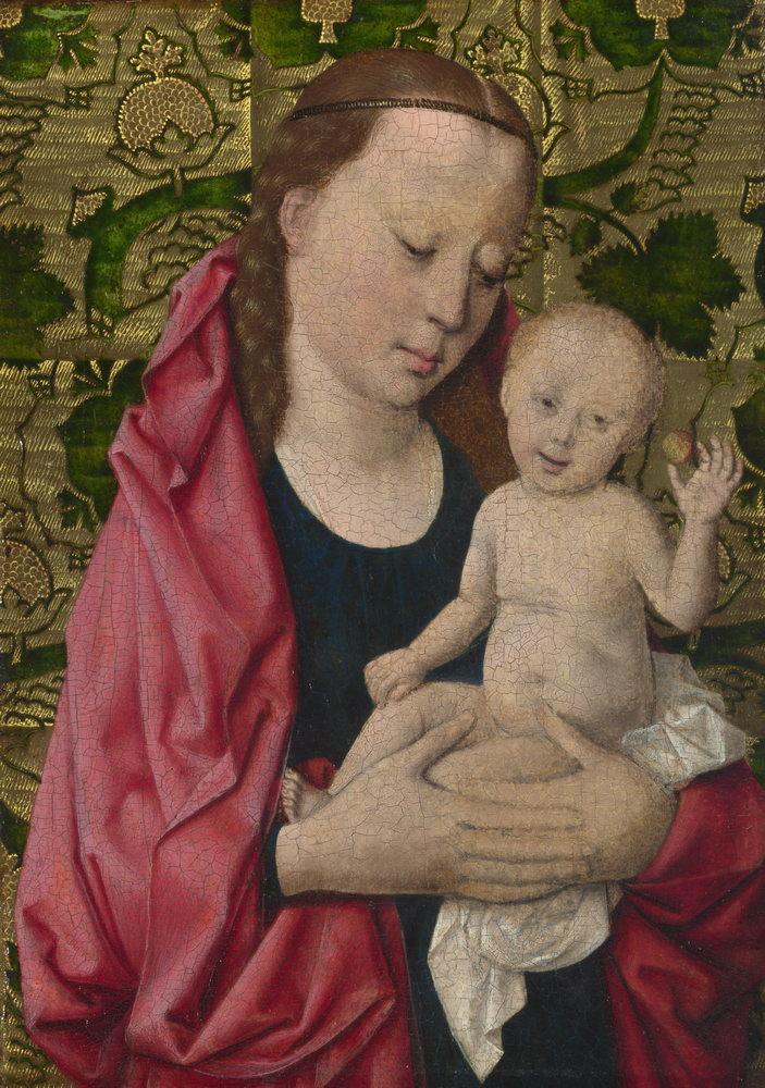 Мадонна с младенцем - живопись, картина Мадонна с младенцем, mm3402Мадонна с младенцем - живопись<br>Репродукция на холсте или бумаге. Любого нужного вам размера. В раме или без. Подвес в комплекте. Трехслойная надежная упаковка. Доставим в любую точку России. Вам осталось только повесить картину на стену!<br>