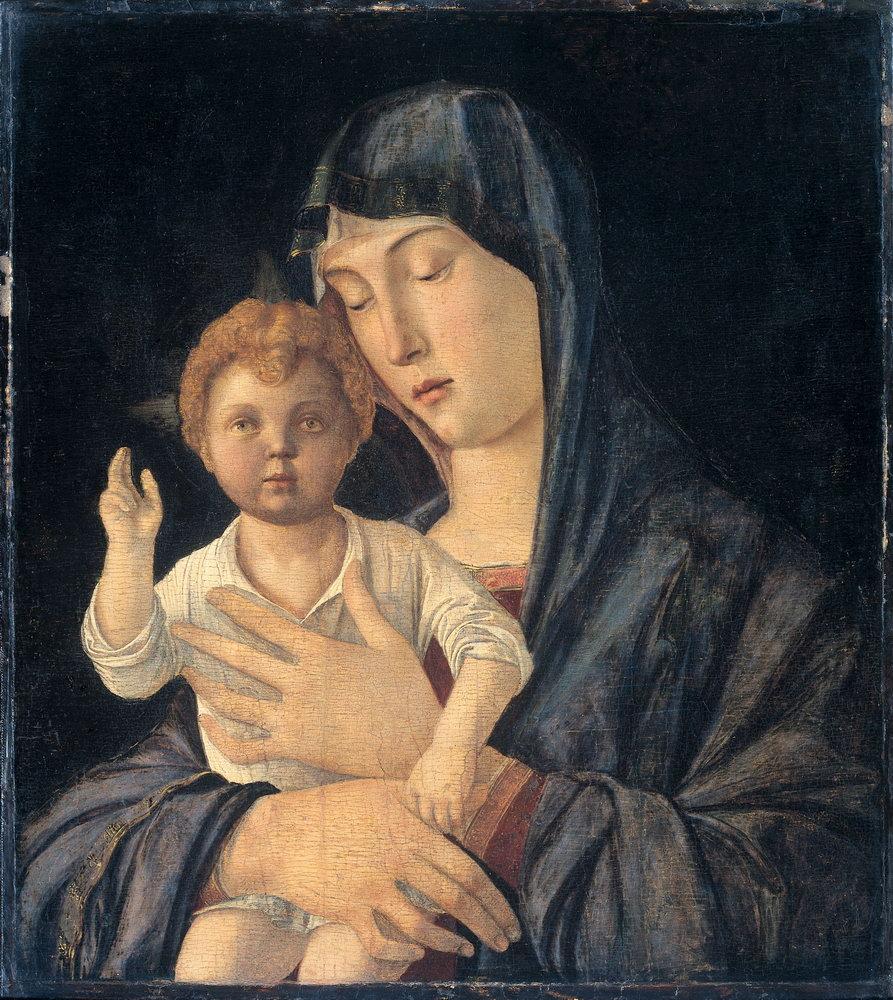 Мадонна с младенцем - живопись, картина Беллини. Мадонна с младенцем (7)Мадонна с младенцем - живопись<br>Репродукция на холсте или бумаге. Любого нужного вам размера. В раме или без. Подвес в комплекте. Трехслойная надежная упаковка. Доставим в любую точку России. Вам осталось только повесить картину на стену!<br>