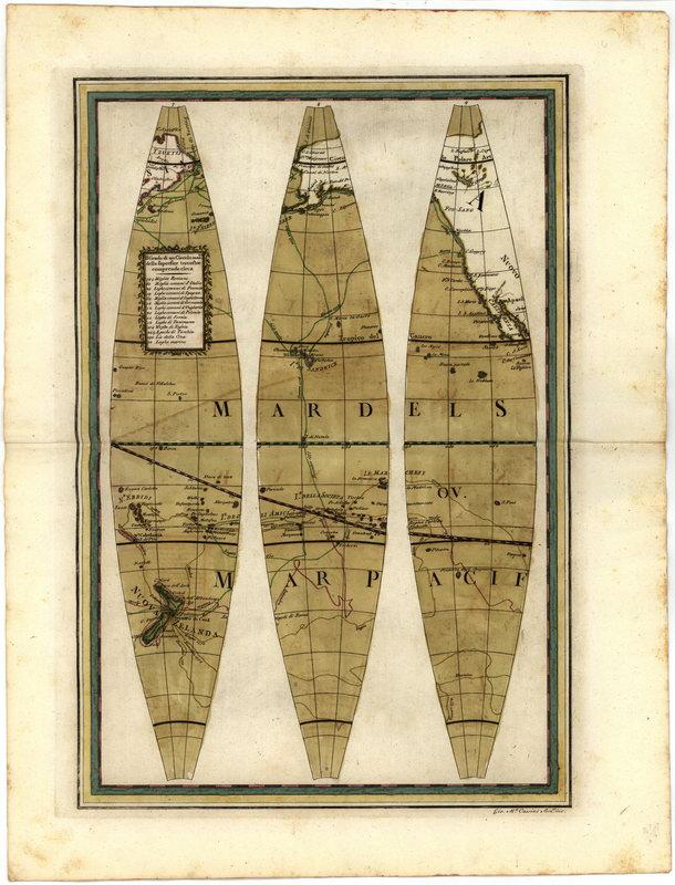 Искусство, картина Кассини Джио, Глобальное исследование карты плавания капитана Кука, секция, 20x26 см, на бумагеСтаринные карты<br>Постер на холсте или бумаге. Любого нужного вам размера. В раме или без. Подвес в комплекте. Трехслойная надежная упаковка. Доставим в любую точку России. Вам осталось только повесить картину на стену!<br>