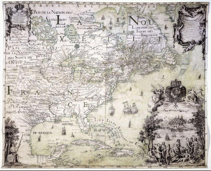 Старинные карты, картина Франклин Жан Баптист Луи, Новая ФранцияСтаринные карты<br>Репродукция на холсте или бумаге. Любого нужного вам размера. В раме или без. Подвес в комплекте. Трехслойная надежная упаковка. Доставим в любую точку России. Вам осталось только повесить картину на стену!<br>