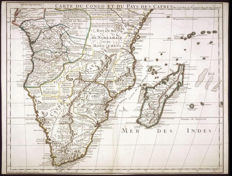 Постер Старинные карты Карта юга Африки и Мадагаскара (1745)Старинные карты<br>Постер на холсте или бумаге. Любого нужного вам размера. В раме или без. Подвес в комплекте. Трехслойная надежная упаковка. Доставим в любую точку России. Вам осталось только повесить картину на стену!<br>