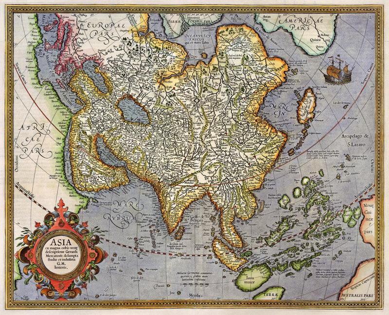 Старинные карты, картина Меркатор Герард, Античная АзияСтаринные карты<br>Репродукция на холсте или бумаге. Любого нужного вам размера. В раме или без. Подвес в комплекте. Трехслойная надежная упаковка. Доставим в любую точку России. Вам осталось только повесить картину на стену!<br>
