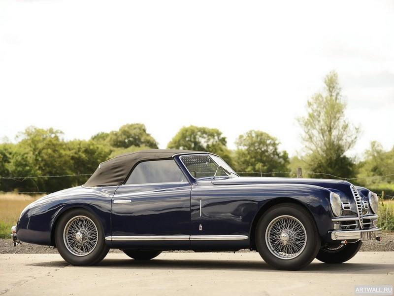 Постер Alfa Romeo 1900 Sprint (1484) 1951-54 дизайн Touring, 27x20 см, на бумагеAlfa Romeo<br>Постер на холсте или бумаге. Любого нужного вам размера. В раме или без. Подвес в комплекте. Трехслойная надежная упаковка. Доставим в любую точку России. Вам осталось только повесить картину на стену!<br>