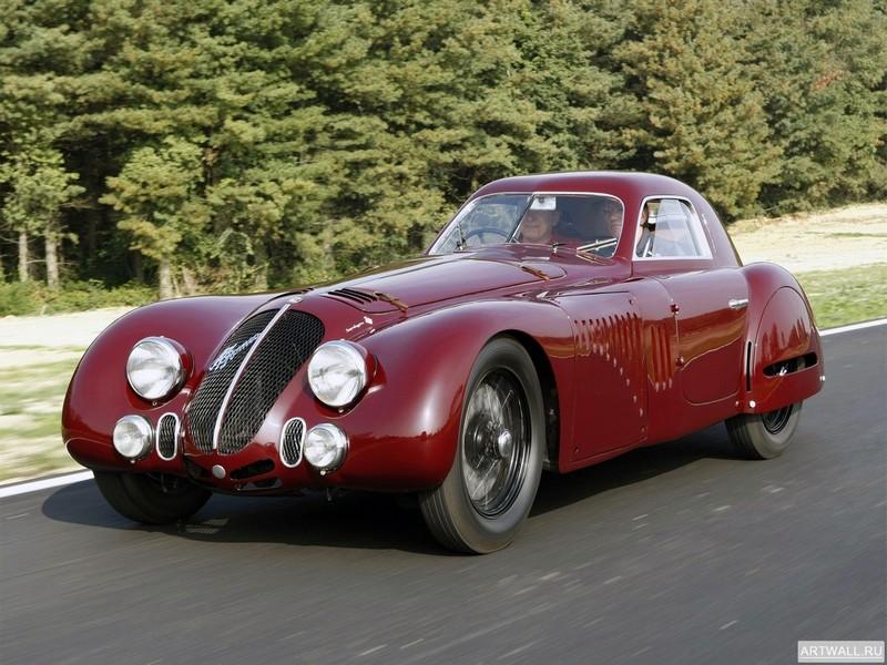 Alfa Romeo 2000 Sportiva Coupe 1954 дизайн Bertone, 27x20 см, на бумагеAlfa Romeo<br>Постер на холсте или бумаге. Любого нужного вам размера. В раме или без. Подвес в комплекте. Трехслойная надежная упаковка. Доставим в любую точку России. Вам осталось только повесить картину на стену!<br>