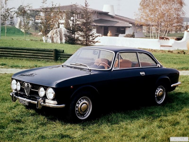 Постер Alfa Romeo 2600 Sprint 1962-68, 27x20 см, на бумагеAlfa Romeo<br>Постер на холсте или бумаге. Любого нужного вам размера. В раме или без. Подвес в комплекте. Трехслойная надежная упаковка. Доставим в любую точку России. Вам осталось только повесить картину на стену!<br>