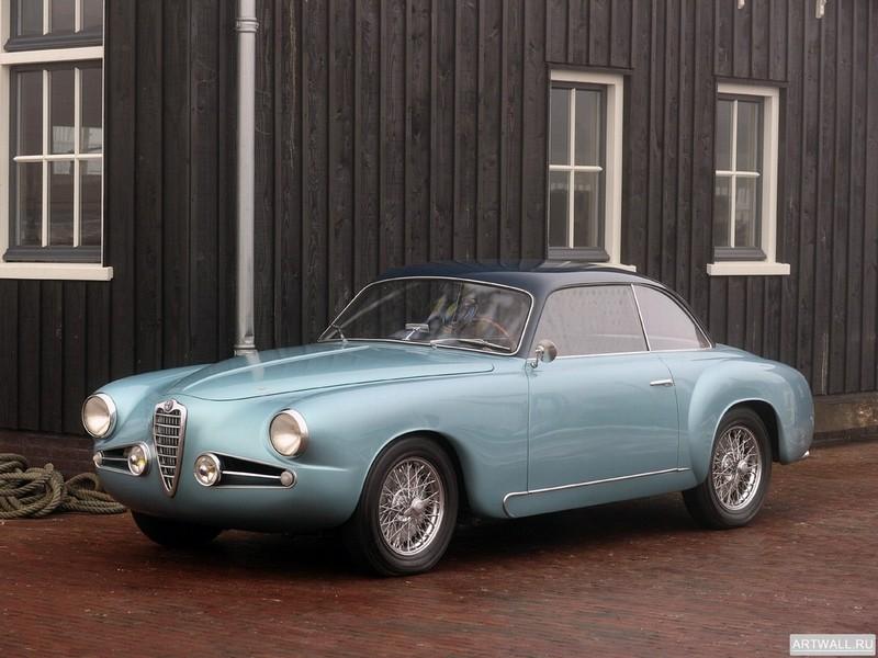Постер Alfa Romeo 6C 2500 Villa dEste Coupe 1949-52 дизайн Touring, 27x20 см, на бумагеAlfa Romeo<br>Постер на холсте или бумаге. Любого нужного вам размера. В раме или без. Подвес в комплекте. Трехслойная надежная упаковка. Доставим в любую точку России. Вам осталось только повесить картину на стену!<br>