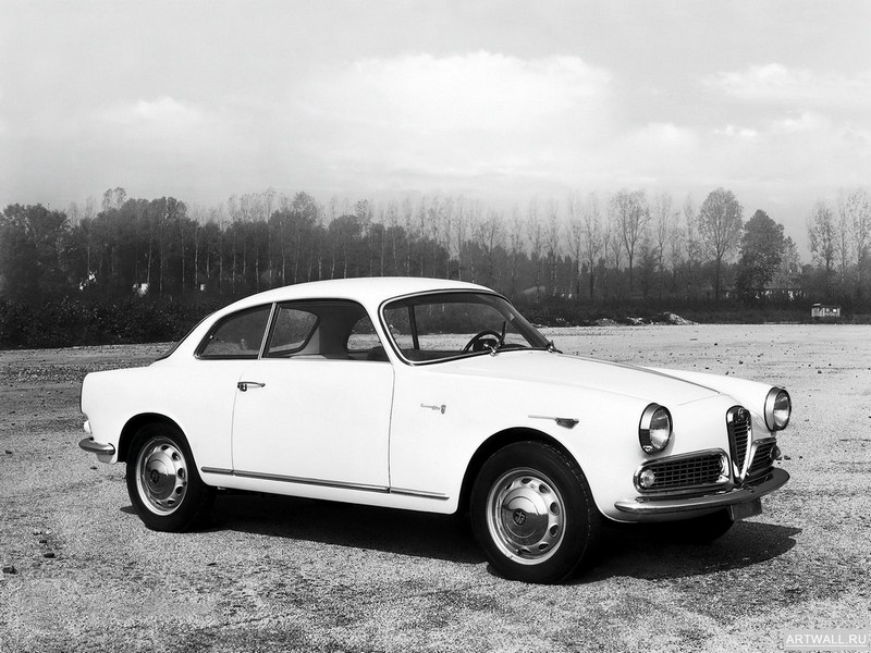 Постер Alfa Romeo Giulietta Sprint (101) 1958-62 дизайн Bertone, 27x20 см, на бумагеAlfa Romeo<br>Постер на холсте или бумаге. Любого нужного вам размера. В раме или без. Подвес в комплекте. Трехслойная надежная упаковка. Доставим в любую точку России. Вам осталось только повесить картину на стену!<br>