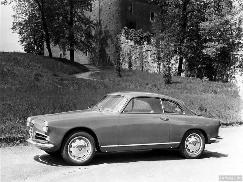 Постер Alfa Romeo Giulietta Sprint Speciale 1957, 27x20 см, на бумагеAlfa Romeo<br>Постер на холсте или бумаге. Любого нужного вам размера. В раме или без. Подвес в комплекте. Трехслойная надежная упаковка. Доставим в любую точку России. Вам осталось только повесить картину на стену!<br>