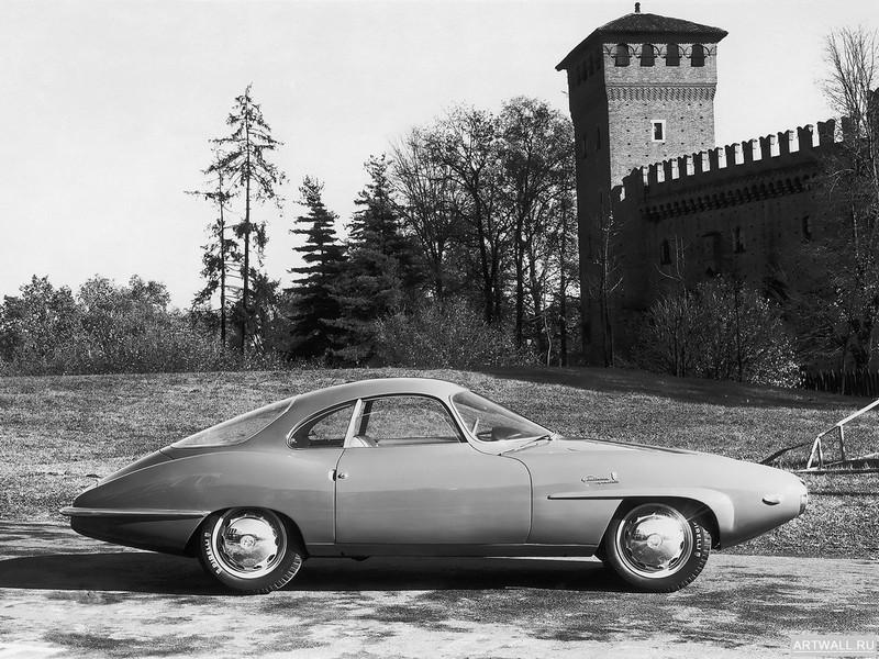 Постер Alfa Romeo Giulietta Sprint Speciale (101) 1958-60 дизайн Bertone, 27x20 см, на бумагеAlfa Romeo<br>Постер на холсте или бумаге. Любого нужного вам размера. В раме или без. Подвес в комплекте. Трехслойная надежная упаковка. Доставим в любую точку России. Вам осталось только повесить картину на стену!<br>