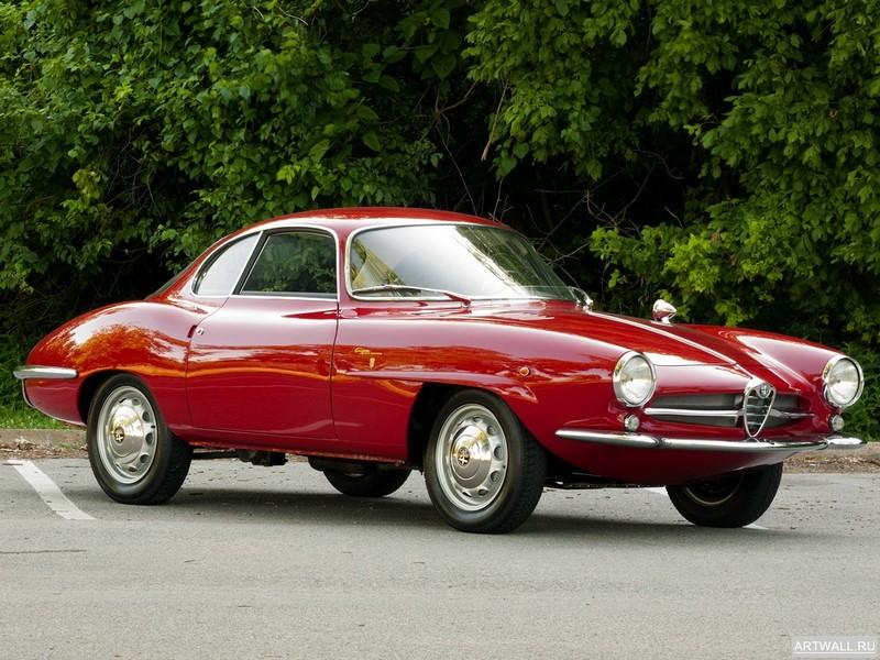 Постер Alfa Romeo Giulietta Sprint Speciale Prototipo (750) 1957 дизайн Bertone, 27x20 см, на бумагеAlfa Romeo<br>Постер на холсте или бумаге. Любого нужного вам размера. В раме или без. Подвес в комплекте. Трехслойная надежная упаковка. Доставим в любую точку России. Вам осталось только повесить картину на стену!<br>