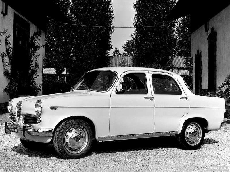 Постер Alfa Romeo Giulietta T.I. (101) 1959-61, 27x20 см, на бумагеAlfa Romeo<br>Постер на холсте или бумаге. Любого нужного вам размера. В раме или без. Подвес в комплекте. Трехслойная надежная упаковка. Доставим в любую точку России. Вам осталось только повесить картину на стену!<br>