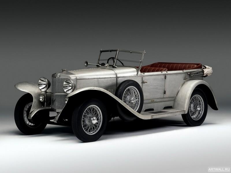 Постер Alfa Romeo RL SS by Castagna 1922-27, 27x20 см, на бумагеAlfa Romeo<br>Постер на холсте или бумаге. Любого нужного вам размера. В раме или без. Подвес в комплекте. Трехслойная надежная упаковка. Доставим в любую точку России. Вам осталось только повесить картину на стену!<br>