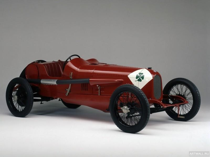 Постер Alfa Romeo RL Targa Florio 1923, 27x20 см, на бумагеAlfa Romeo<br>Постер на холсте или бумаге. Любого нужного вам размера. В раме или без. Подвес в комплекте. Трехслойная надежная упаковка. Доставим в любую точку России. Вам осталось только повесить картину на стену!<br>