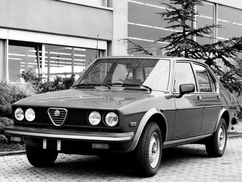 Постер Alfa Romeo Sport Sedan (116) 1978-81, 27x20 см, на бумагеAlfa Romeo<br>Постер на холсте или бумаге. Любого нужного вам размера. В раме или без. Подвес в комплекте. Трехслойная надежная упаковка. Доставим в любую точку России. Вам осталось только повесить картину на стену!<br>