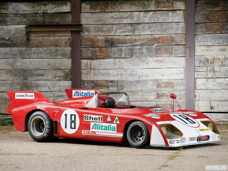 Постер Alfa Romeo Tipo 33 3 Sebring 1969-71, 27x20 см, на бумагеAlfa Romeo<br>Постер на холсте или бумаге. Любого нужного вам размера. В раме или без. Подвес в комплекте. Трехслойная надежная упаковка. Доставим в любую точку России. Вам осталось только повесить картину на стену!<br>