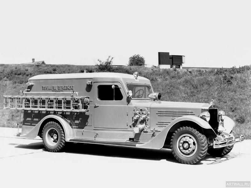 Постер American LaFrance Senior 412 RW-PWT 1935-40, 27x20 см, на бумагеРазные марки<br>Постер на холсте или бумаге. Любого нужного вам размера. В раме или без. Подвес в комплекте. Трехслойная надежная упаковка. Доставим в любую точку России. Вам осталось только повесить картину на стену!<br>