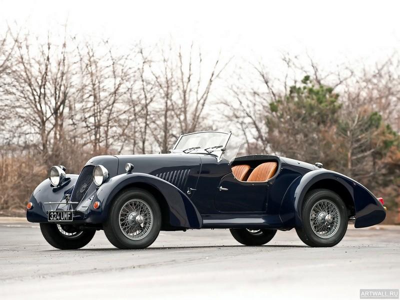 Постер Aston Martin 15 98 2 4-passenger 1937, 27x20 см, на бумагеAston Martin<br>Постер на холсте или бумаге. Любого нужного вам размера. В раме или без. Подвес в комплекте. Трехслойная надежная упаковка. Доставим в любую точку России. Вам осталось только повесить картину на стену!<br>