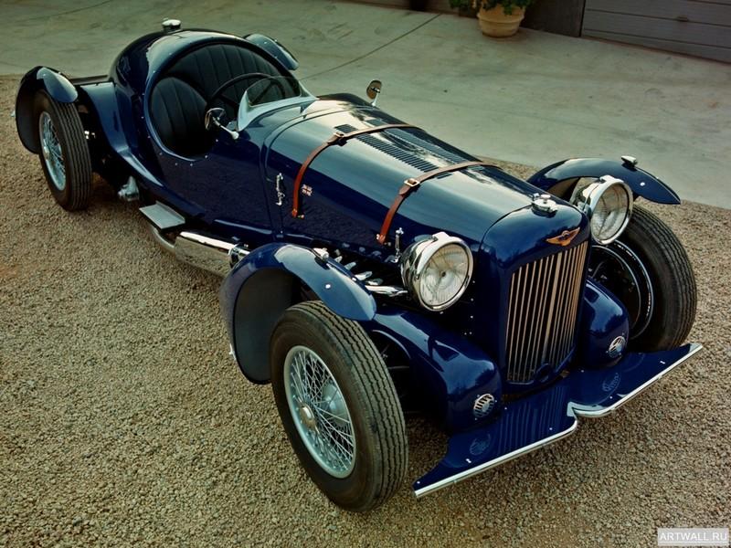 Постер Aston Martin 2 Litre Speed Model 1939, 27x20 см, на бумагеAston Martin<br>Постер на холсте или бумаге. Любого нужного вам размера. В раме или без. Подвес в комплекте. Трехслойная надежная упаковка. Доставим в любую точку России. Вам осталось только повесить картину на стену!<br>
