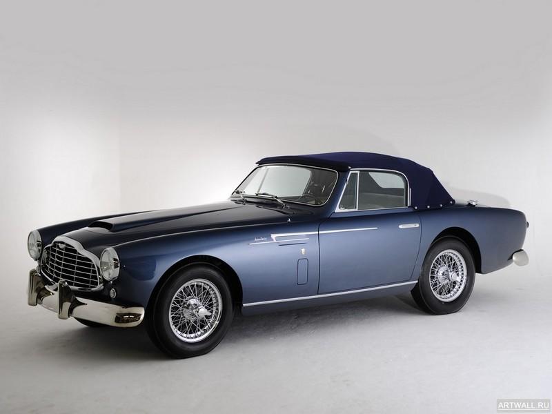 Aston Martin DB2 4 Drophead Coupe (MkIII) 1957-59, 27x20 см, на бумагеAston Martin<br>Постер на холсте или бумаге. Любого нужного вам размера. В раме или без. Подвес в комплекте. Трехслойная надежная упаковка. Доставим в любую точку России. Вам осталось только повесить картину на стену!<br>