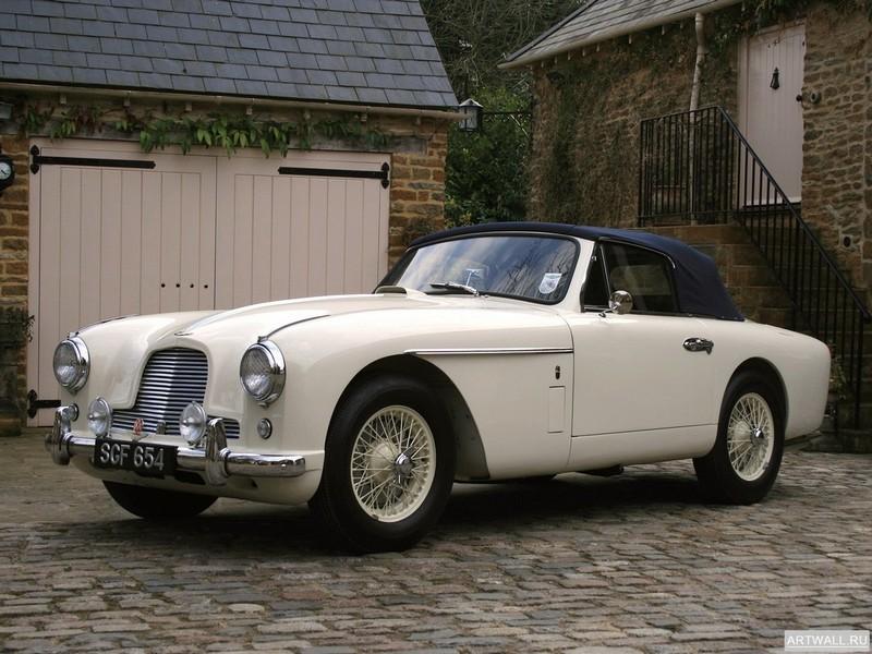Постер Aston Martin DB2 4 Fixed Head Coupe Notchback (MkII) 1955-56, 27x20 см, на бумагеAston Martin<br>Постер на холсте или бумаге. Любого нужного вам размера. В раме или без. Подвес в комплекте. Трехслойная надежная упаковка. Доставим в любую точку России. Вам осталось только повесить картину на стену!<br>