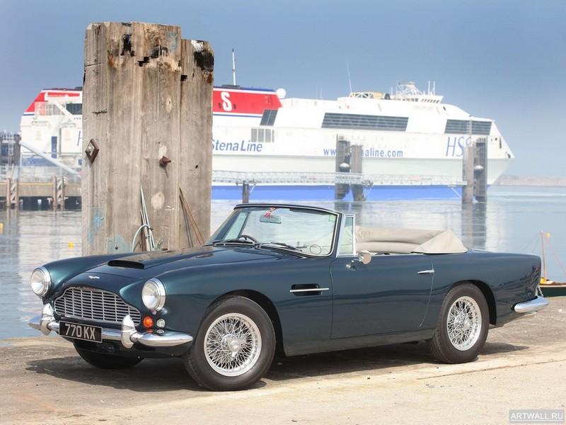 Постер Aston Martin DB4 Racing Car 1961, 27x20 см, на бумагеAston Martin<br>Постер на холсте или бумаге. Любого нужного вам размера. В раме или без. Подвес в комплекте. Трехслойная надежная упаковка. Доставим в любую точку России. Вам осталось только повесить картину на стену!<br>