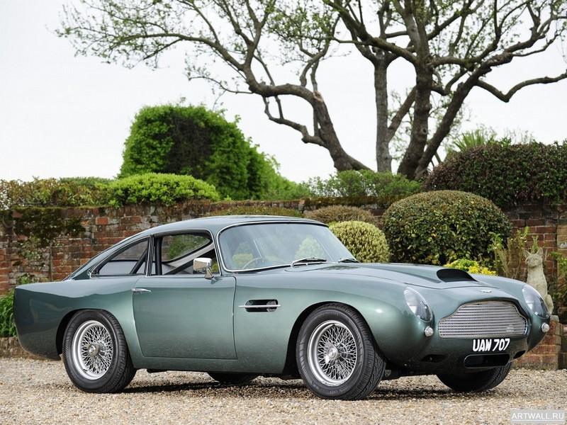 Постер Aston Martin DB5 James Bond Edition 1964, 27x20 см, на бумагеAston Martin<br>Постер на холсте или бумаге. Любого нужного вам размера. В раме или без. Подвес в комплекте. Трехслойная надежная упаковка. Доставим в любую точку России. Вам осталось только повесить картину на стену!<br>