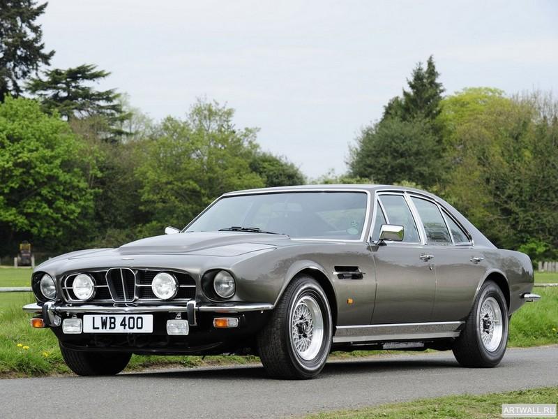 Постер Aston Martin V8 Saloon 1972-89, 27x20 см, на бумагеAston Martin<br>Постер на холсте или бумаге. Любого нужного вам размера. В раме или без. Подвес в комплекте. Трехслойная надежная упаковка. Доставим в любую точку России. Вам осталось только повесить картину на стену!<br>