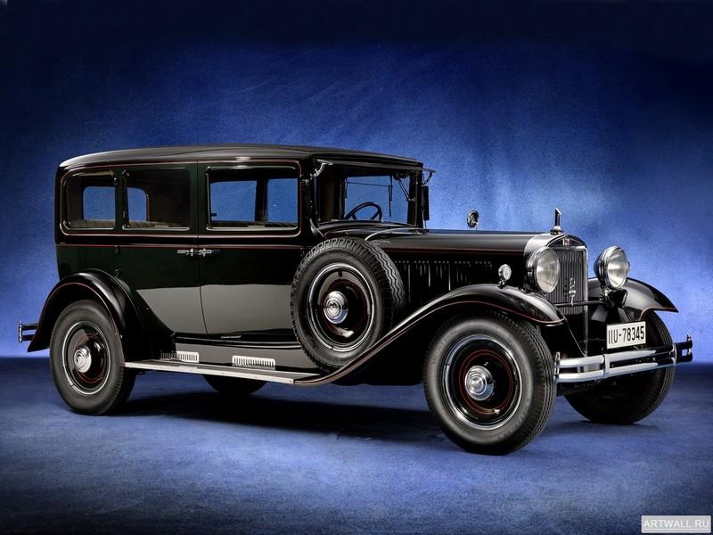 Постер Audi Typ SS 1929-32, 27x20 см, на бумагеAudi<br>Постер на холсте или бумаге. Любого нужного вам размера. В раме или без. Подвес в комплекте. Трехслойная надежная упаковка. Доставим в любую точку России. Вам осталось только повесить картину на стену!<br>
