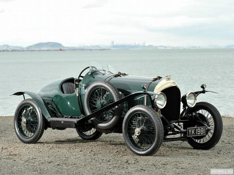 Постер Bentley 3 Litre Supersports Brooklands 1925-27, 27x20 см, на бумагеBentley<br>Постер на холсте или бумаге. Любого нужного вам размера. В раме или без. Подвес в комплекте. Трехслойная надежная упаковка. Доставим в любую точку России. Вам осталось только повесить картину на стену!<br>
