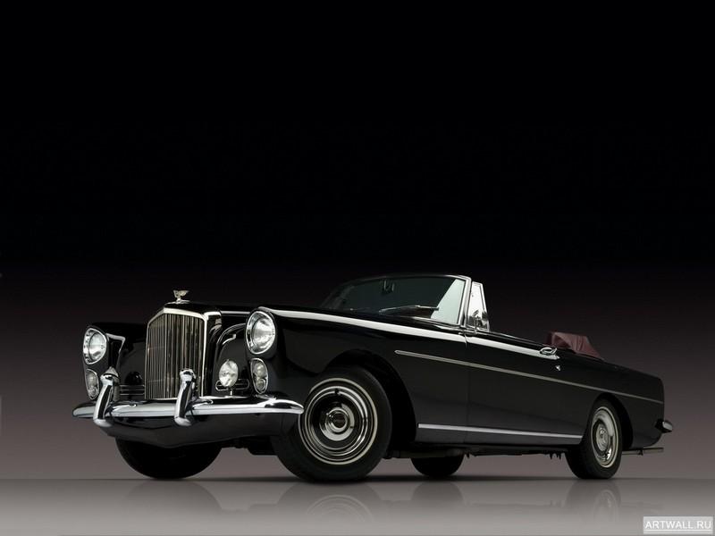 Постер Bentley S2 Continental 1959-62, 27x20 см, на бумагеBentley<br>Постер на холсте или бумаге. Любого нужного вам размера. В раме или без. Подвес в комплекте. Трехслойная надежная упаковка. Доставим в любую точку России. Вам осталось только повесить картину на стену!<br>