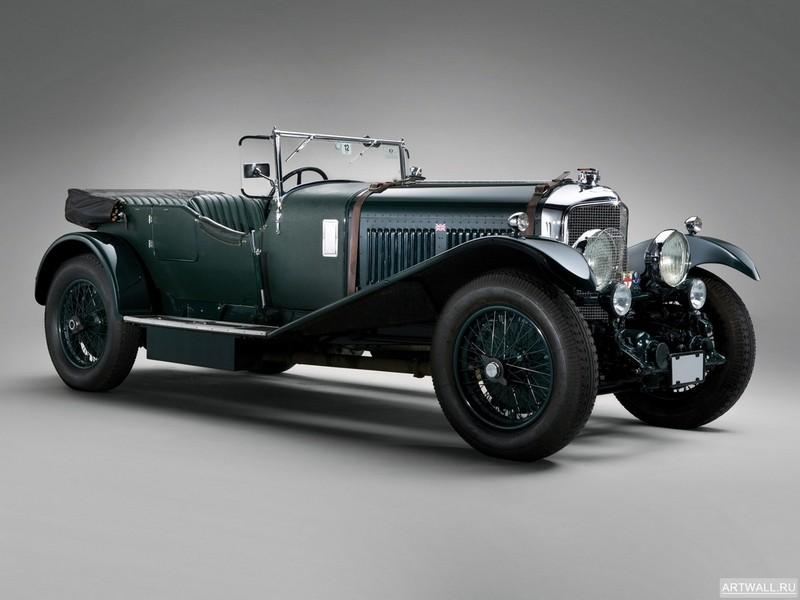Постер Bentley Speed 6 Vanden Plas Tourer 1929-30, 27x20 см, на бумагеBentley<br>Постер на холсте или бумаге. Любого нужного вам размера. В раме или без. Подвес в комплекте. Трехслойная надежная упаковка. Доставим в любую точку России. Вам осталось только повесить картину на стену!<br>