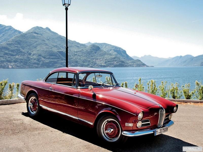 Постер BMW 501 1952-64, 27x20 см, на бумагеBMW<br>Постер на холсте или бумаге. Любого нужного вам размера. В раме или без. Подвес в комплекте. Трехслойная надежная упаковка. Доставим в любую точку России. Вам осталось только повесить картину на стену!<br>