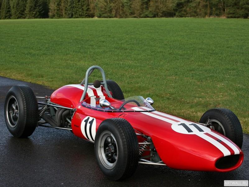 Постер Brabham-Climax BT11A 1964-65, 27x20 см, на бумагеРазные марки<br>Постер на холсте или бумаге. Любого нужного вам размера. В раме или без. Подвес в комплекте. Трехслойная надежная упаковка. Доставим в любую точку России. Вам осталось только повесить картину на стену!<br>