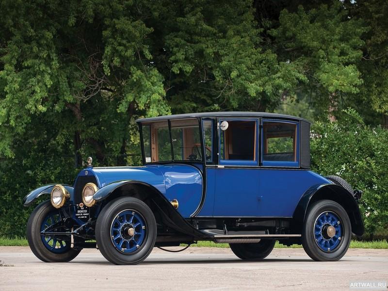 Brewster 3-door Coupe 1920, 27x20 см, на бумагеРазные марки<br>Постер на холсте или бумаге. Любого нужного вам размера. В раме или без. Подвес в комплекте. Трехслойная надежная упаковка. Доставим в любую точку России. Вам осталось только повесить картину на стену!<br>