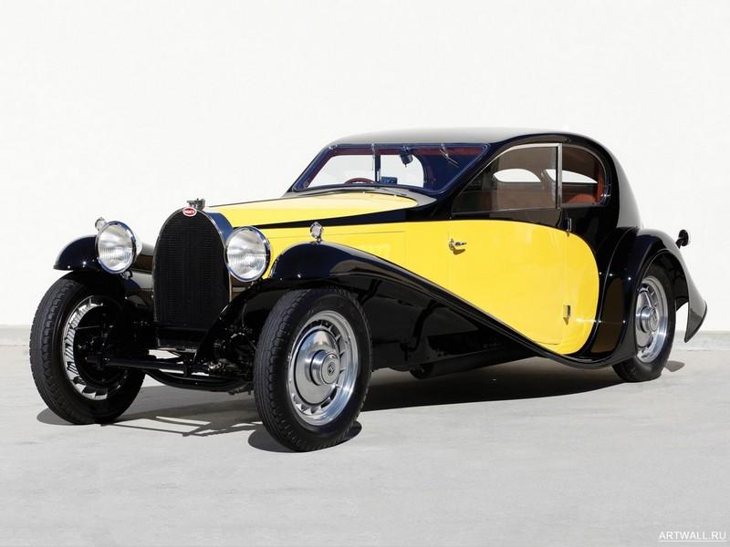 Постер Bugatti Type 46 Sports Saloon La Pette Royal 1930, 27x20 см, на бумагеBugatti<br>Постер на холсте или бумаге. Любого нужного вам размера. В раме или без. Подвес в комплекте. Трехслойная надежная упаковка. Доставим в любую точку России. Вам осталось только повесить картину на стену!<br>