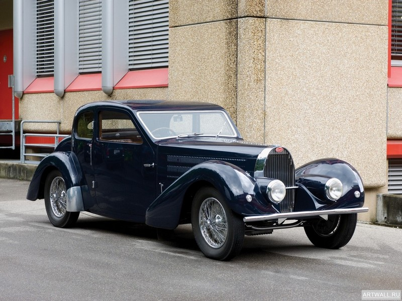 Постер Bugatti Type 57 Ventoux Coupe 1934-39, 27x20 см, на бумагеBugatti<br>Постер на холсте или бумаге. Любого нужного вам размера. В раме или без. Подвес в комплекте. Трехслойная надежная упаковка. Доставим в любую точку России. Вам осталось только повесить картину на стену!<br>