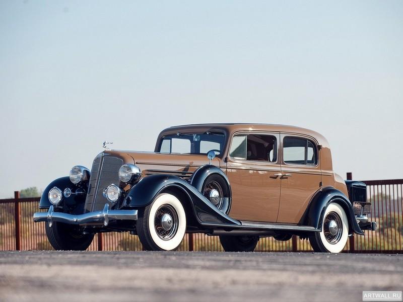 Постер Buick 91 Club Sedan 1934, 27x20 см, на бумагеBuick<br>Постер на холсте или бумаге. Любого нужного вам размера. В раме или без. Подвес в комплекте. Трехслойная надежная упаковка. Доставим в любую точку России. Вам осталось только повесить картину на стену!<br>