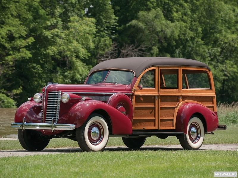 Постер Buick Century Estate by Wildanger 1938, 27x20 см, на бумагеBuick<br>Постер на холсте или бумаге. Любого нужного вам размера. В раме или без. Подвес в комплекте. Трехслойная надежная упаковка. Доставим в любую точку России. Вам осталось только повесить картину на стену!<br>