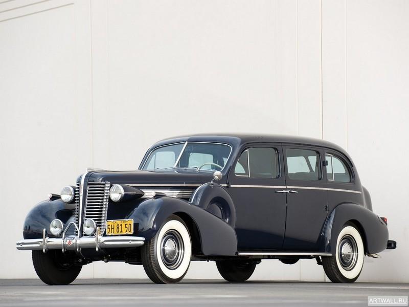 Постер Buick Limited Limousine 1938, 27x20 см, на бумагеBuick<br>Постер на холсте или бумаге. Любого нужного вам размера. В раме или без. Подвес в комплекте. Трехслойная надежная упаковка. Доставим в любую точку России. Вам осталось только повесить картину на стену!<br>