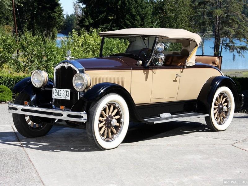 Buick Model 24 Sport Roadster 1927-28, 27x20 см, на бумагеBuick<br>Постер на холсте или бумаге. Любого нужного вам размера. В раме или без. Подвес в комплекте. Трехслойная надежная упаковка. Доставим в любую точку России. Вам осталось только повесить картину на стену!<br>