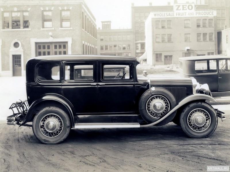 Постер Buick Model 47 4-door Sedan 1930, 27x20 см, на бумагеBuick<br>Постер на холсте или бумаге. Любого нужного вам размера. В раме или без. Подвес в комплекте. Трехслойная надежная упаковка. Доставим в любую точку России. Вам осталось только повесить картину на стену!<br>
