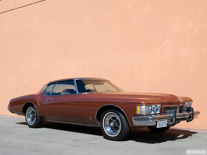 Постер Buick Riviera GS Stage-I 455 1973, 27x20 см, на бумагеBuick<br>Постер на холсте или бумаге. Любого нужного вам размера. В раме или без. Подвес в комплекте. Трехслойная надежная упаковка. Доставим в любую точку России. Вам осталось только повесить картину на стену!<br>