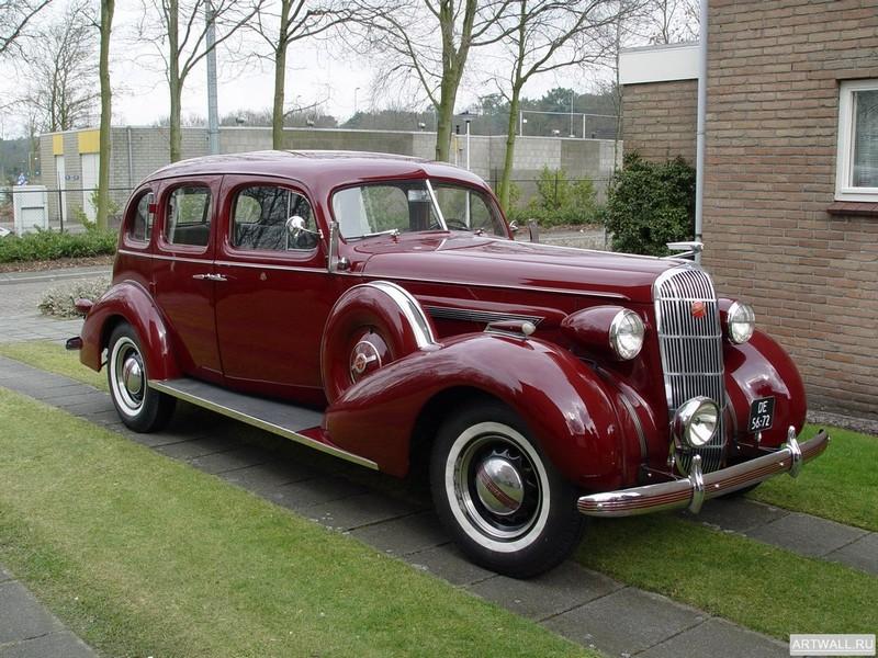 Постер Buick Roadmaster 1936, 27x20 см, на бумагеBuick<br>Постер на холсте или бумаге. Любого нужного вам размера. В раме или без. Подвес в комплекте. Трехслойная надежная упаковка. Доставим в любую точку России. Вам осталось только повесить картину на стену!<br>