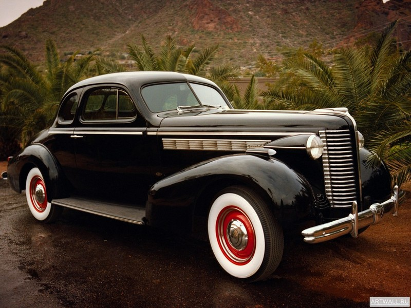 Постер Buick Special Sport Coupe (46S) 1938, 27x20 см, на бумагеBuick<br>Постер на холсте или бумаге. Любого нужного вам размера. В раме или без. Подвес в комплекте. Трехслойная надежная упаковка. Доставим в любую точку России. Вам осталось только повесить картину на стену!<br>